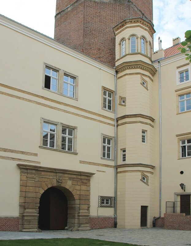 Легница. Замок Пястов (Zamek Piastowski)