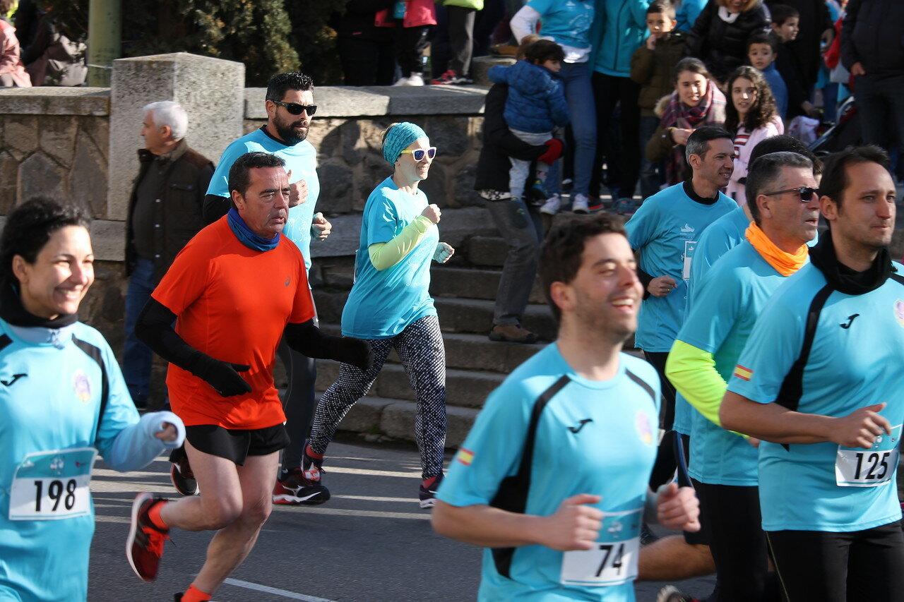 Spring marathon in Toledo