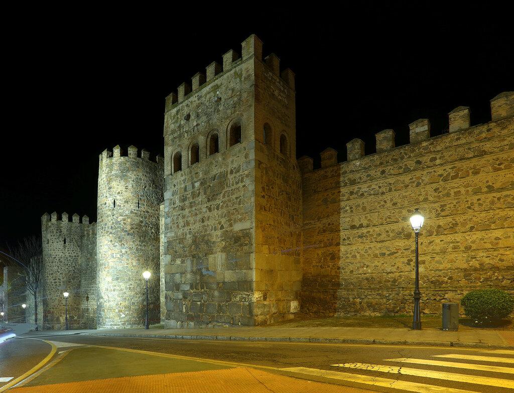 Night Toledo