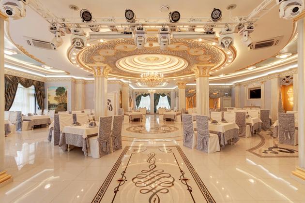 Выбираем банкетный зал для свадьбы (8 фото)