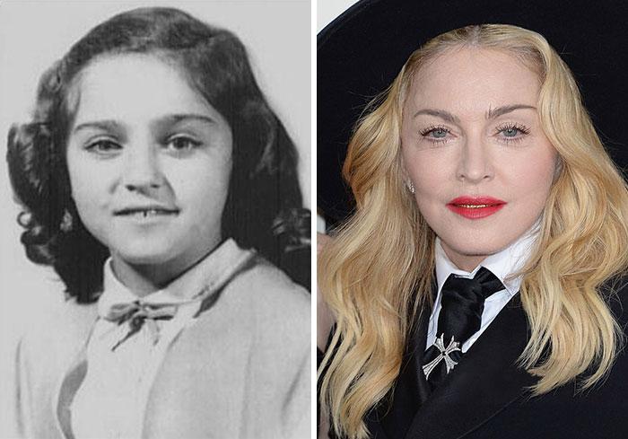 Певица и актриса Мадонна.