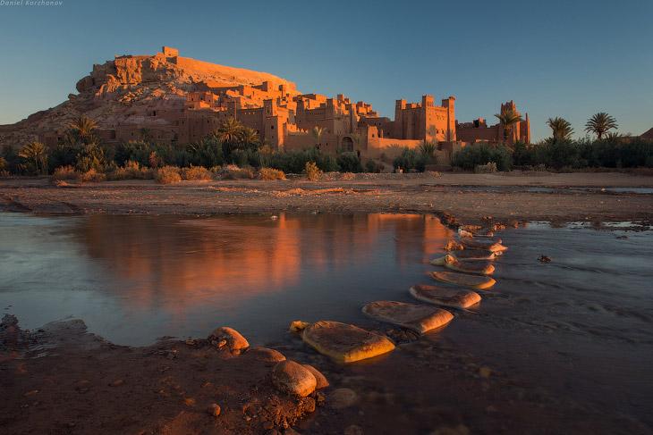 Касба Аит-Бен-Хадду стала культовым местом после съёмок «Гладиатора», «Царства небесного» и «Алексан
