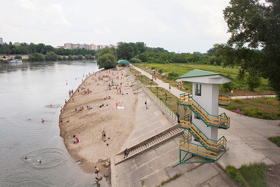 Фотограф запечатлела Приднестровье — страну, которой не существует