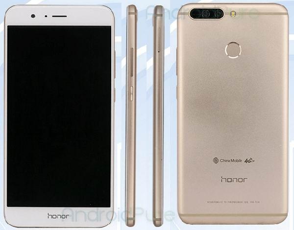 Вбазе данных TENAA показался смартфон Huawei P10 lite