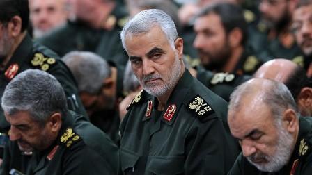 СМИ сообщили овизите в столицу находящегося под санкциями иранского генерала