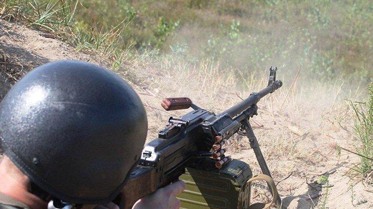 ВЖитомирской области набоевых учениях умер военный