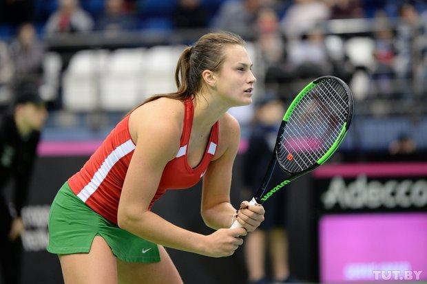 Бондаренко пробилась втретий этап наDubai Duty Free Tennis