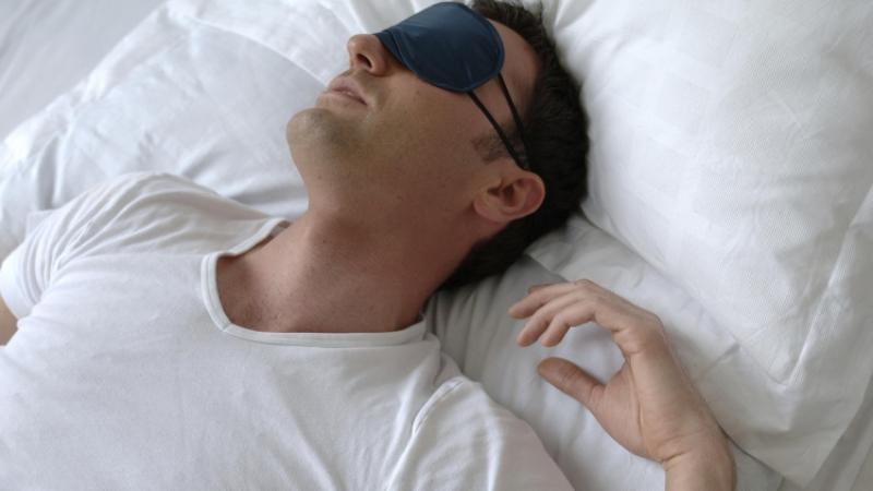 Впервый раз сон человека запечатлели при помощи томографа