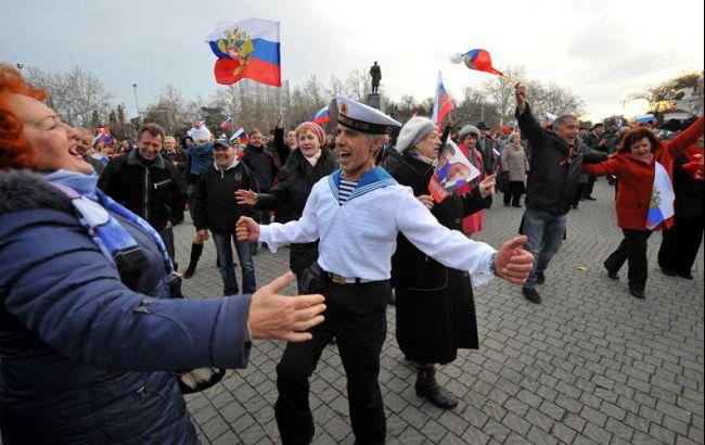 ВКиеве сообщили овведении санкций против «душителей свободы слова» вКрыму