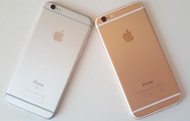 Смартфон Apple iPhone 6 образца 2017 года поступил в реализацию