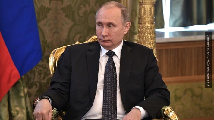 Путин: НаНАТО очень ощутимы родимые пятна холодной войны
