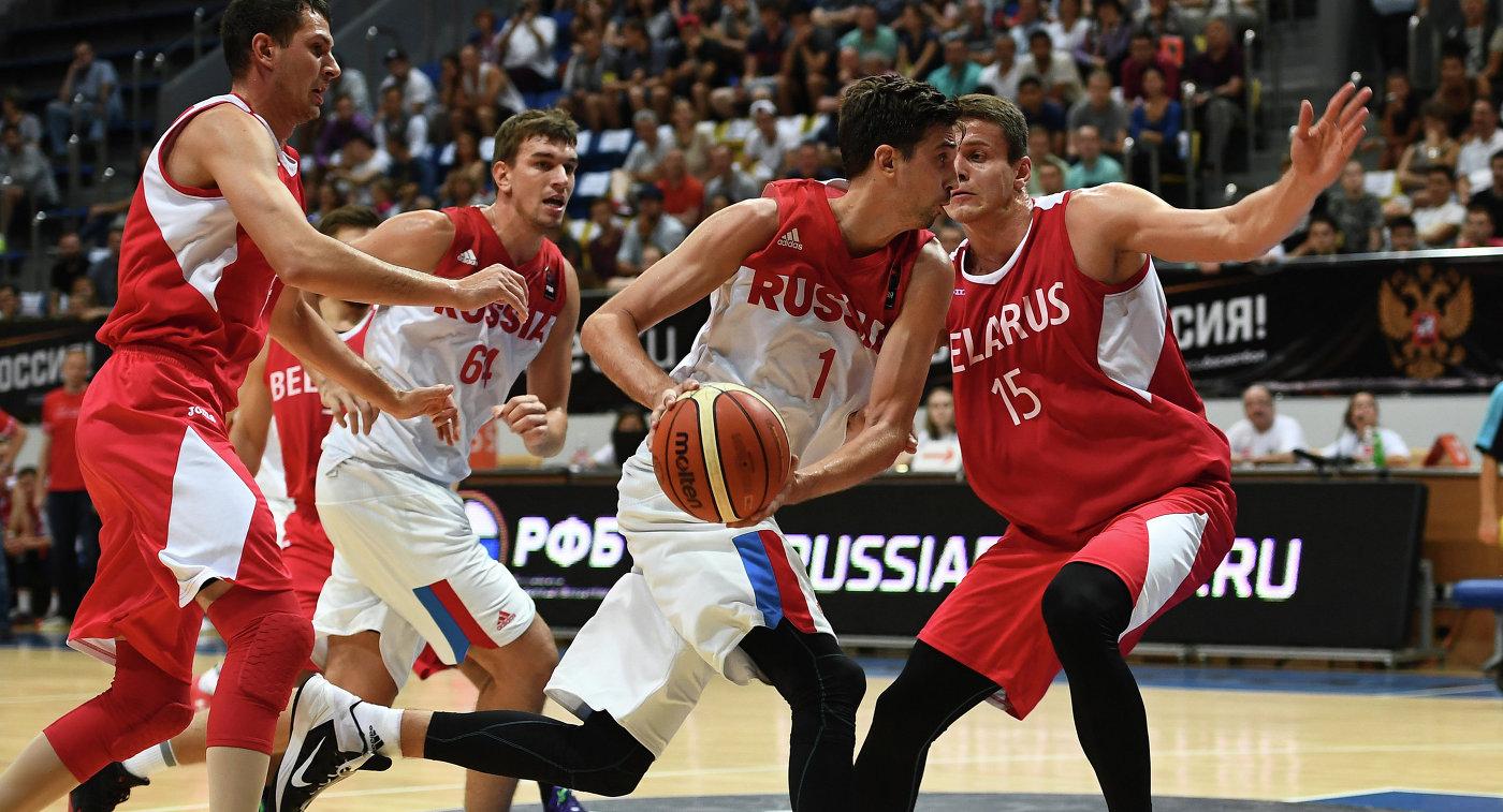 Кириленко: проведение Кубка мира придаст импульс развитию баскетбола вРФ