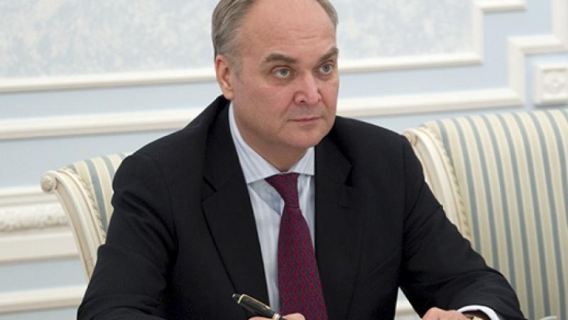 Кандидатуру Антонова одобрили в государственной думе надолжность посла РФ вСША