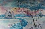 С 1 по 10 февраля в Озёрском благочинии ко Дню православной молодёжи выставка конкурс Открывая Божий мир включая рисунки о красоте природы Озёрского края