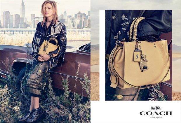 Images courtesy of Coach 1941 Related Post Kenzo Spring Summer 2011 Campaign Woody Harrelson by Jim