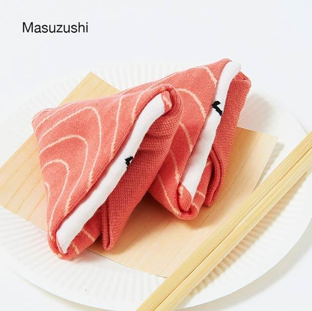 Images © Otakumode / Sushi Socks (5$)