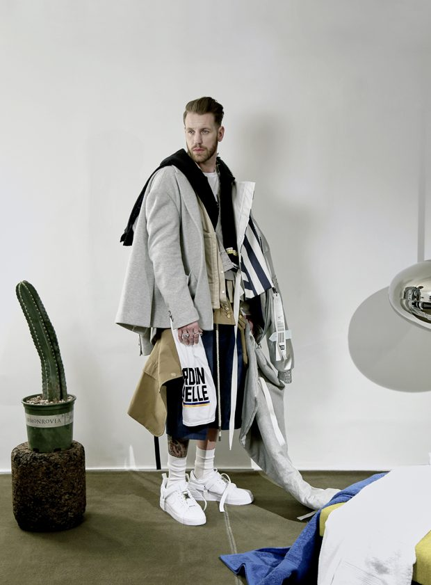 VICTOR.DHYUKWON Pre-Fall 2017 Collection