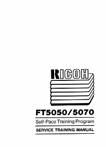 service - Инструкции (Service Manual, UM, PC) фирмы Ricoh - Страница 4 0_1b2963_a6ea5fa6_orig