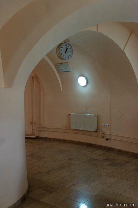 Одноколонная палата, дом Пашкова