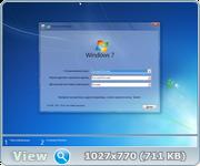 Windows 7 x64 SP1 Enterprise KottoSOFT v.11 (Экспериментальная &RunMe )