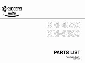 Инструкции (Service Manual, UM, PC) фирмы Mita Kyocera - Страница 3 0_138b5f_cb5fbd02_orig