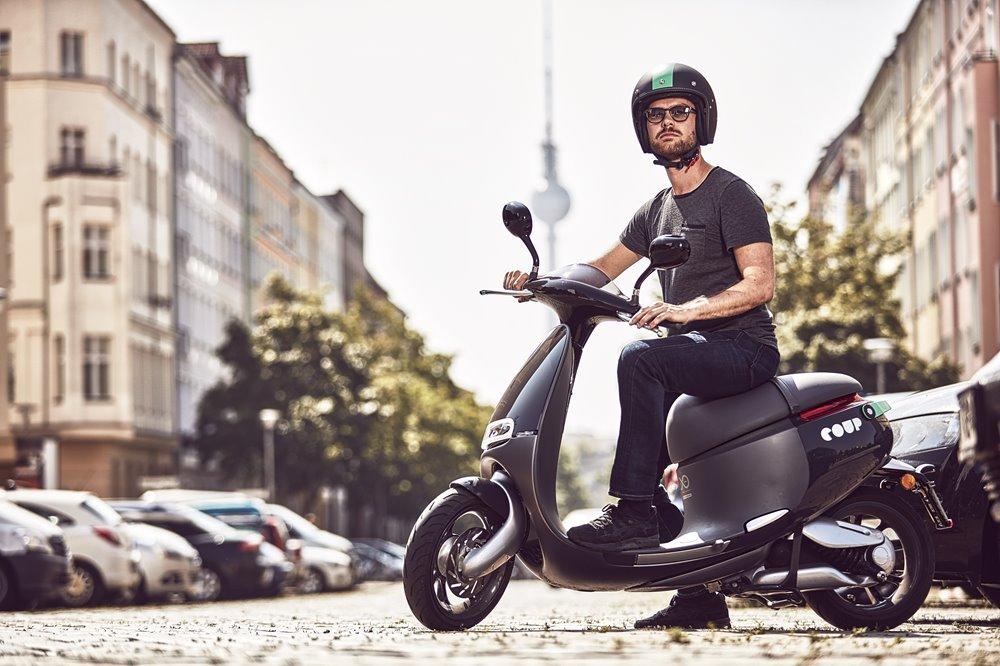 Компания Gogoro расширяет сервис аренды электроскутеров в Берлине