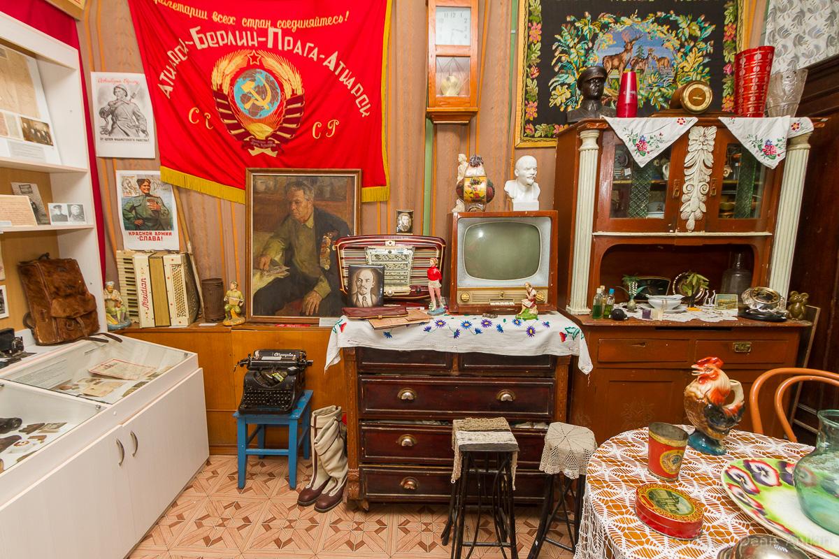 Аткарский музей краеведения фото 14