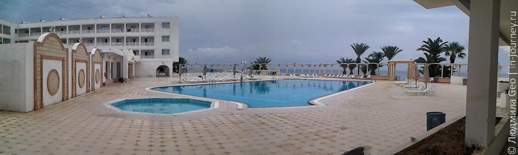 бассейн les colombes 3 тунис
