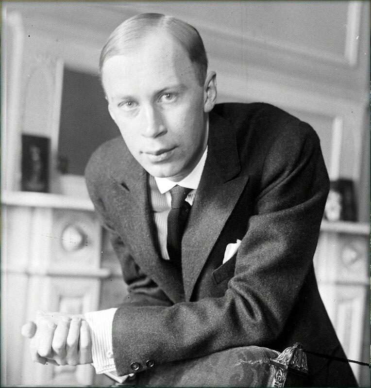 Сергей Прокофьев в 1918 году. - 02.jpg
