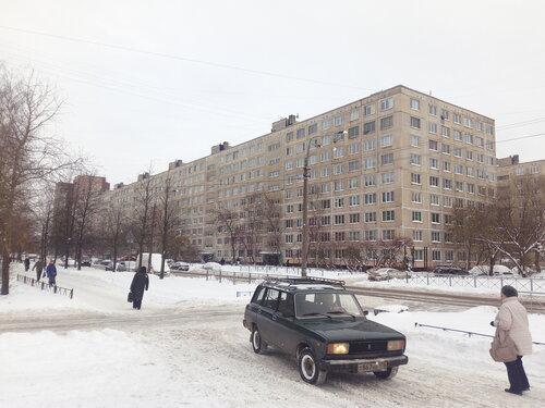 ул. Подвойского 17к1