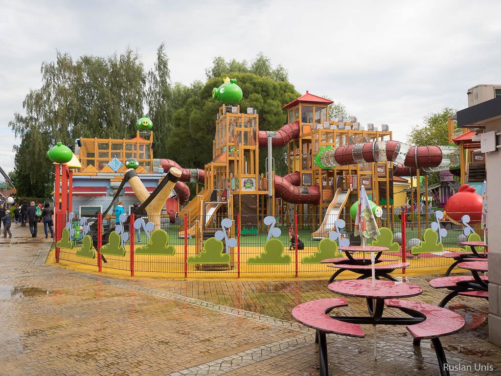 Парк развлечений Сяркяниеми