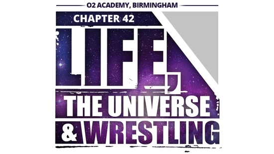 Post image of PROGRESS Chapter 42: Life, The Universe & Wrestling