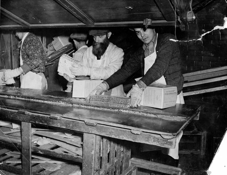 1930-е. На фабрике