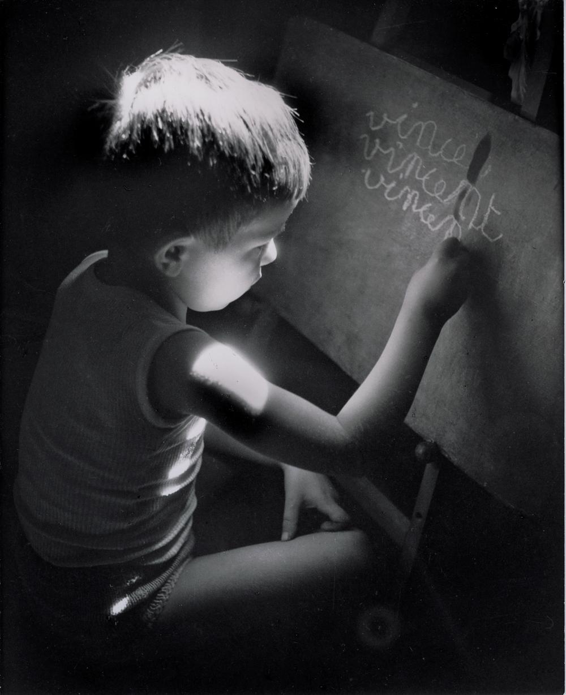 1945, Летняя домашняя работа, (Винсент)