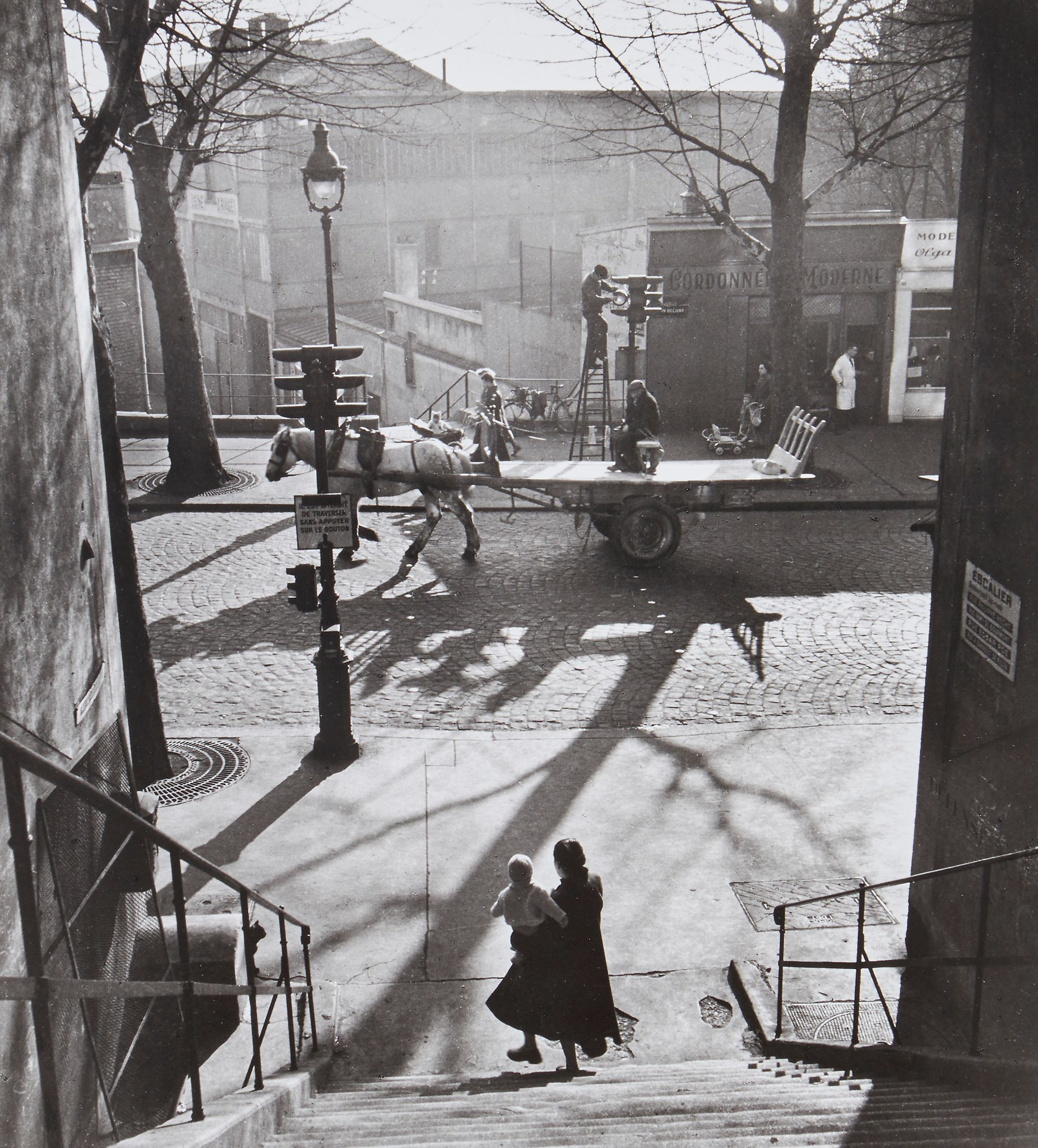 1950. Авеню Симона Боливара