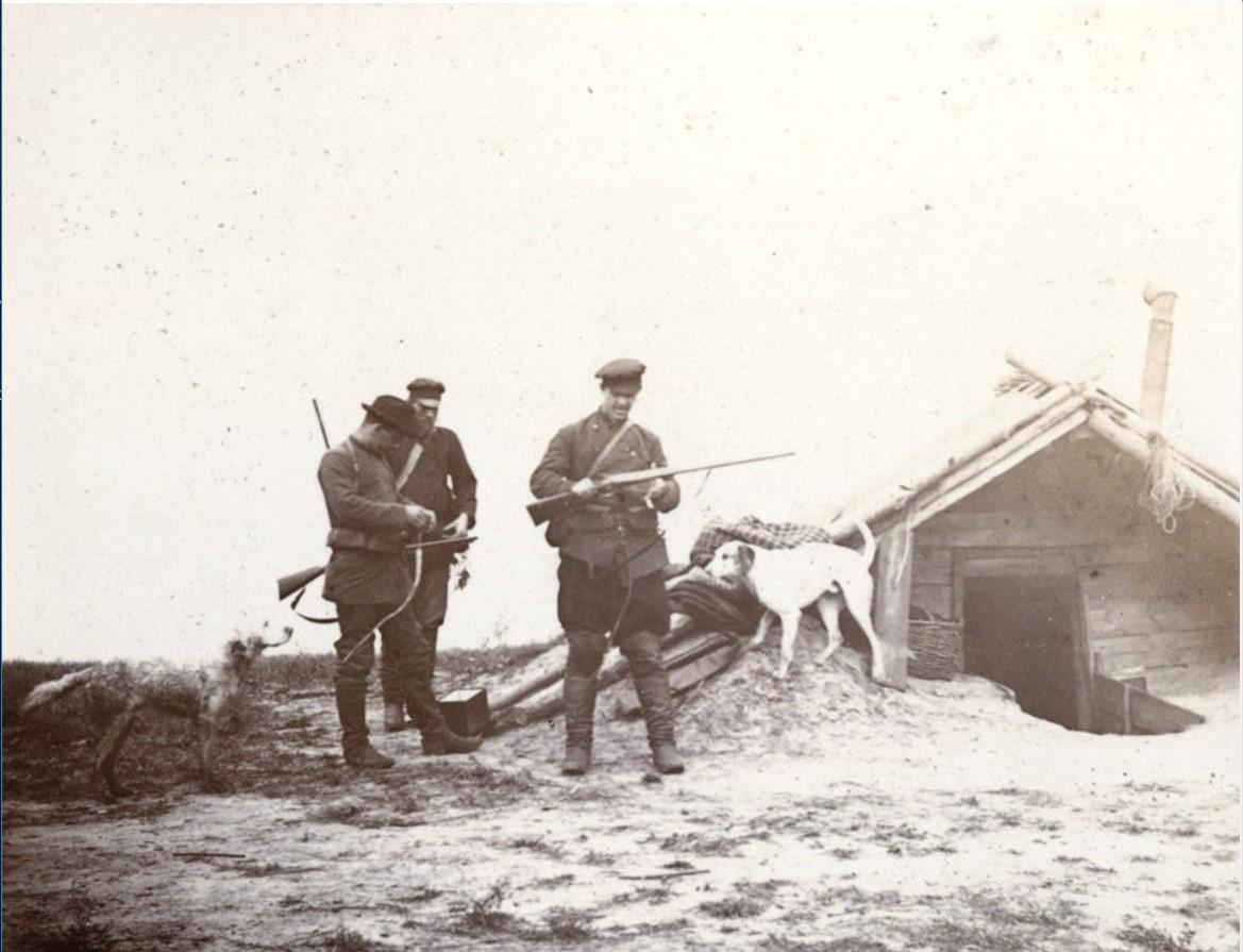 На охоте под Муромом. Фото сер.1890-х