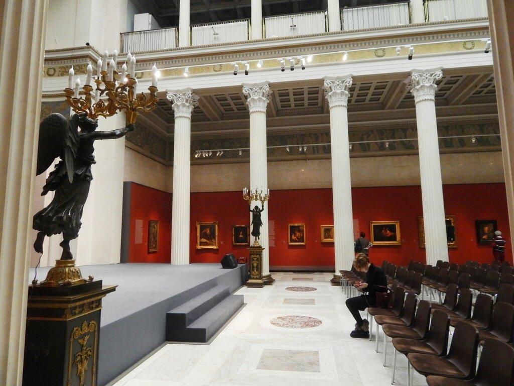 «Голоса воображаемого музея Андре Мальро» Часть II «От идеального к реальному»
