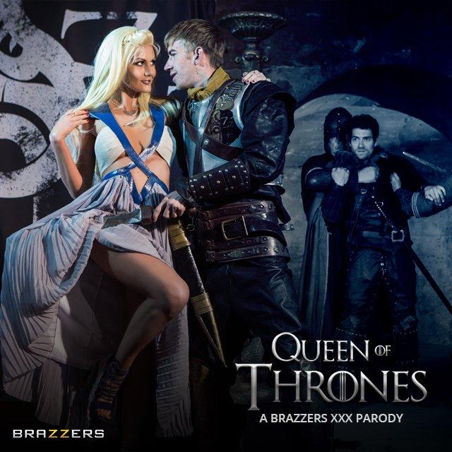 Порнопародию на «Игру престолов» сняли в Brazzers