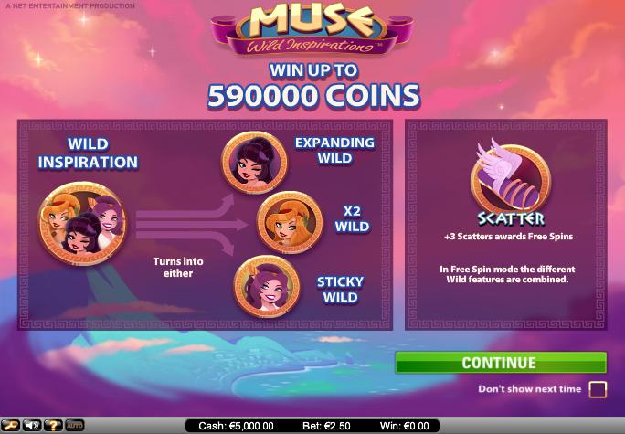 игровой автомат музы бесплатно без регистрации и смс