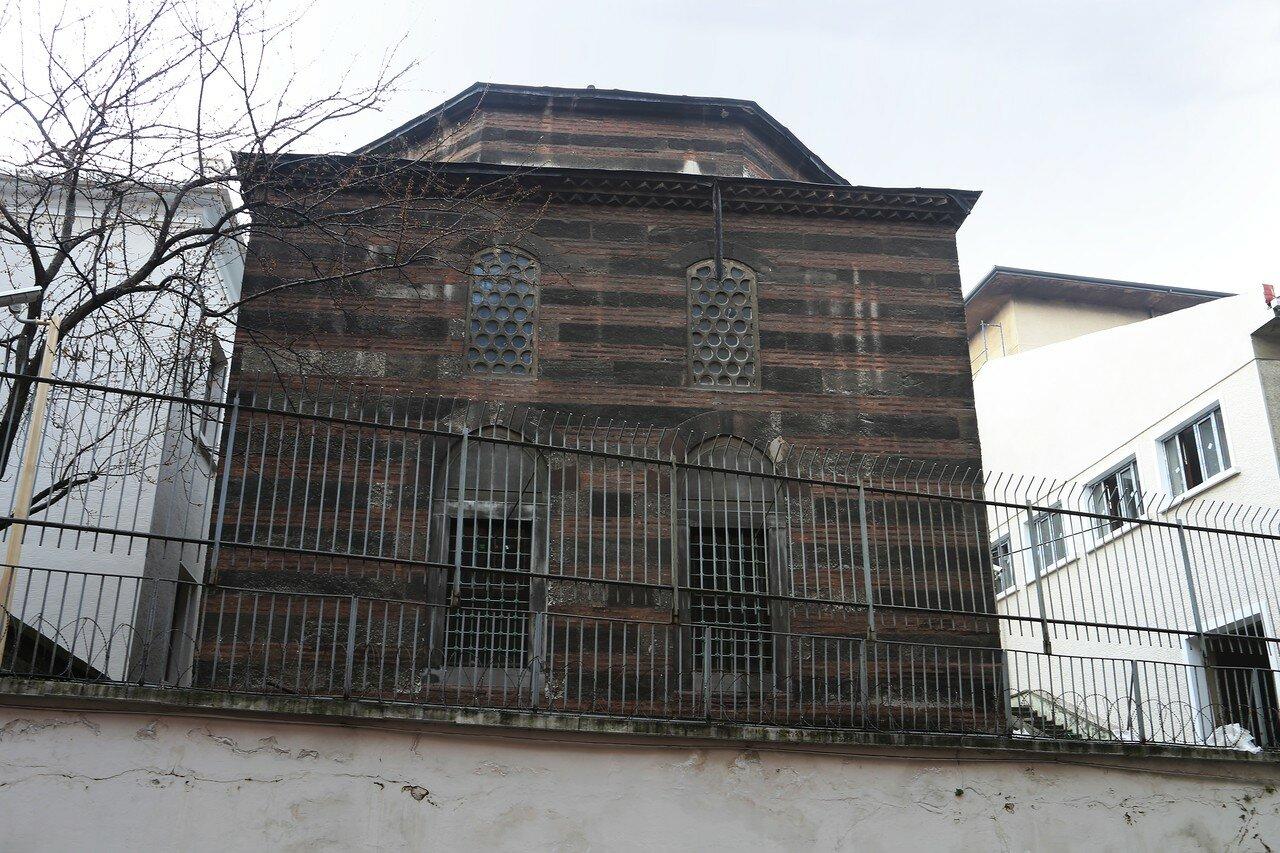 Стамбул. Мечеть шаха Хабуна (Şah Habun Cami)