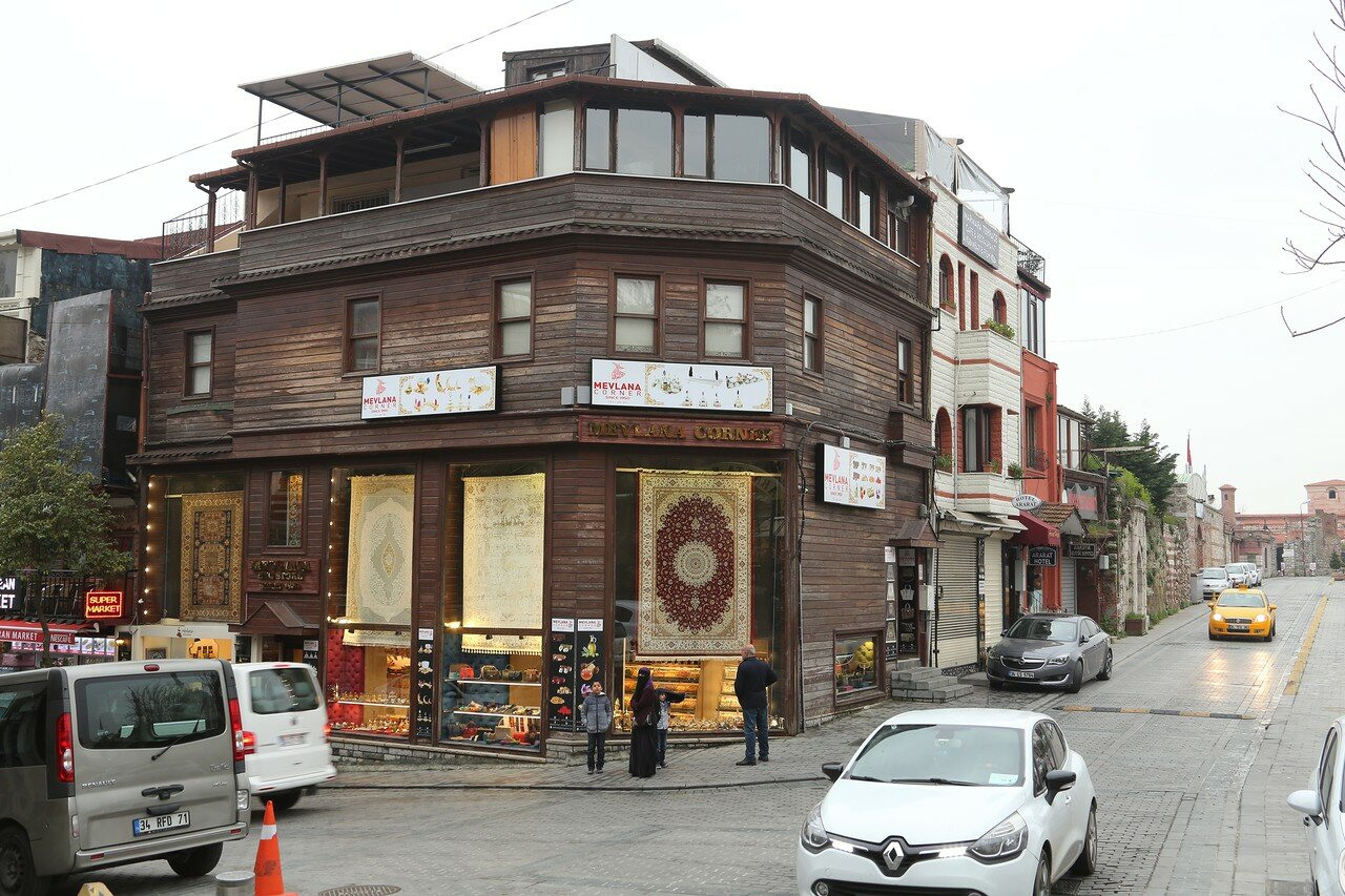 Стамбул. Улица Торун (Torun Sokak)