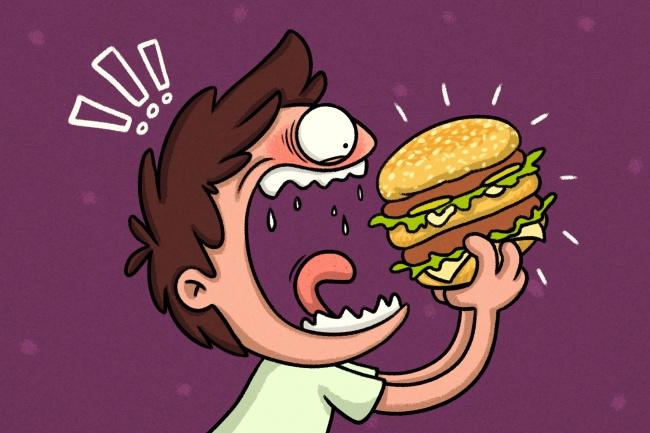 10чертовски метких комиксов отом, какими нас видят производители товаров (10 фото)