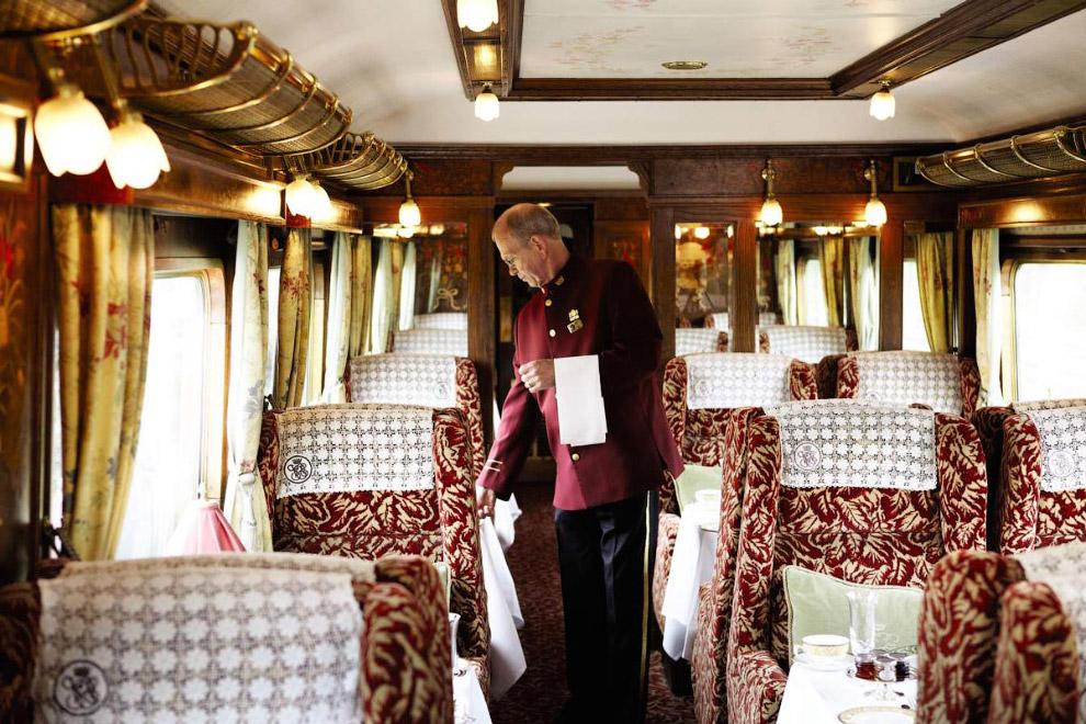 BELMOND ANDEAN EXPLORER (ПЕРУ) Этот первый ночной поезд класса «люкс» в Южной Америке, совершив