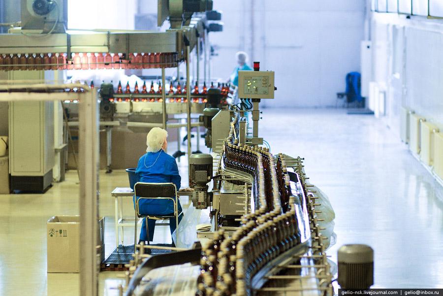 Численность сотрудников предприятия превышает 1 000 человек. Также на заводе есть линия изготов