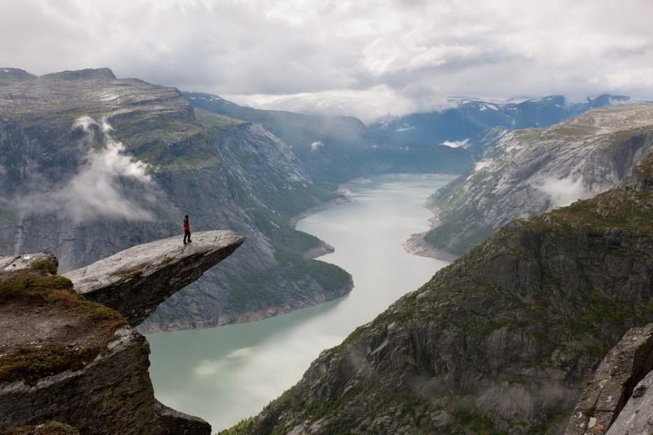 31. Язык тролля, Норвегия