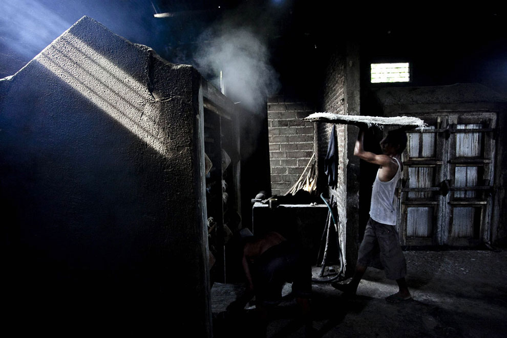Лапша из паровой печки. (Фото Ulet Ifansasti   Getty Images):