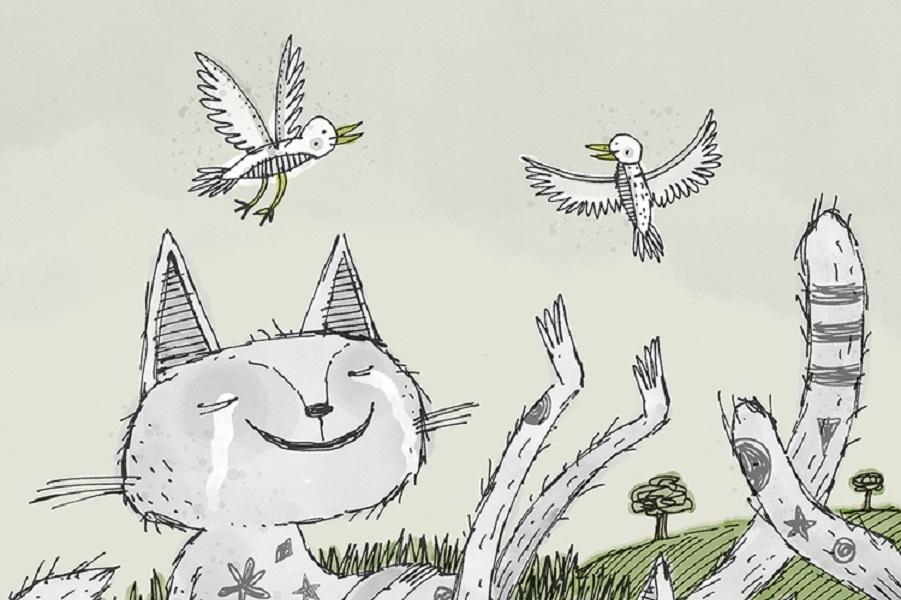 Сказки для котят