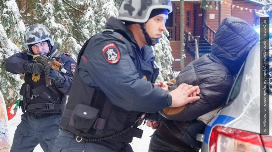 ВАстрахани правонарушители напали набойцов Росгвардии