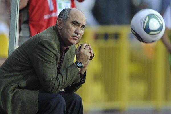 «Рубин» объявил оназначении Бердыева напост основного тренера