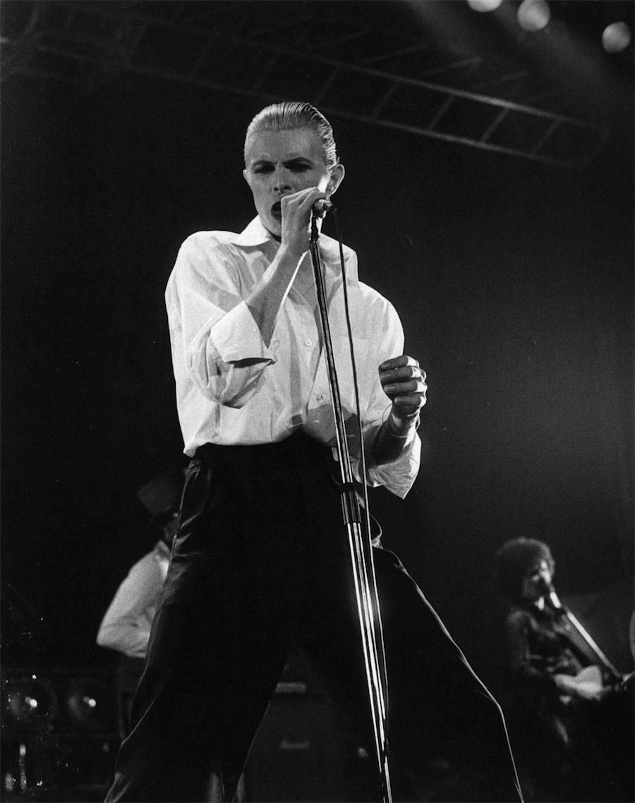 May 27, 1976, performance at Wembley stadium